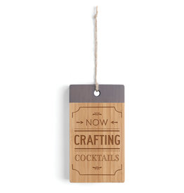 Bar Cutting Board Now Crafting Cocktails
