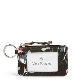 VERA BRADLEY Lighten Up Zip ID Case Holland Bouquet