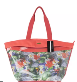 Tote 2 in 1 Coral Floral