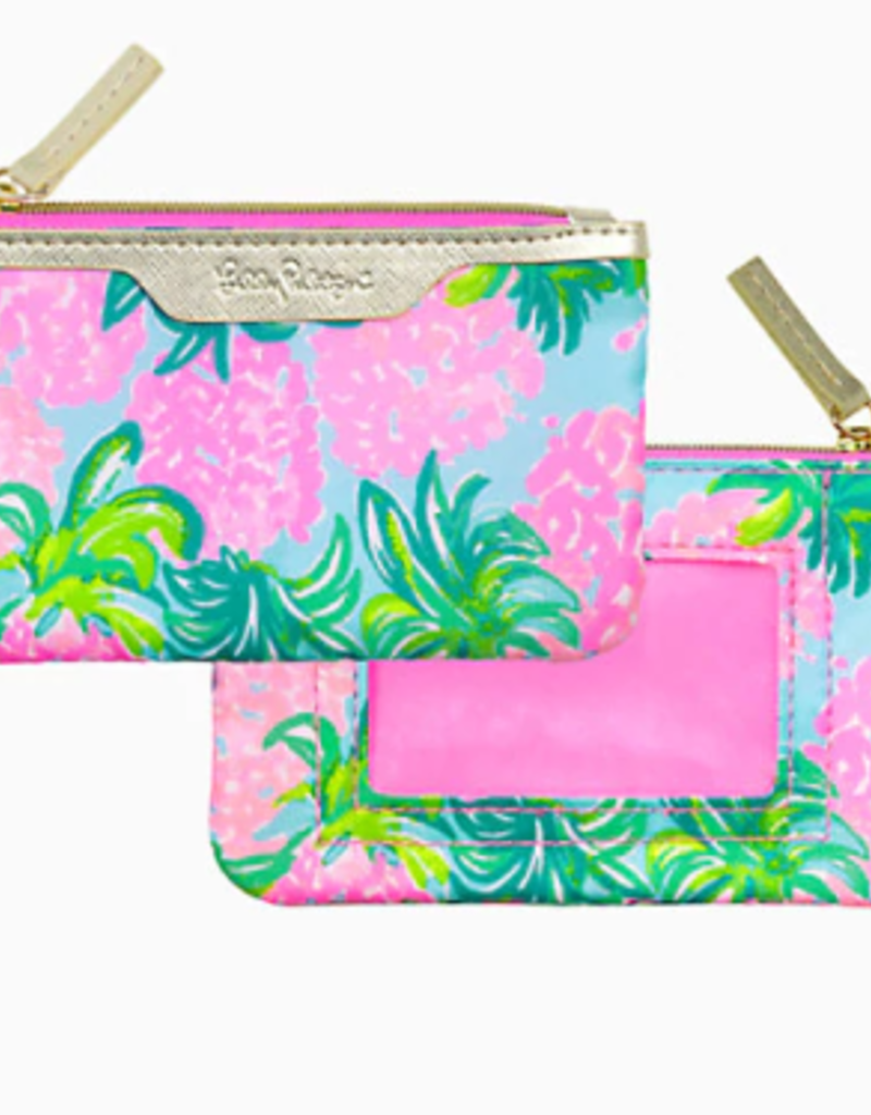 LILLY PULITZER ID Case Pineapple Shake