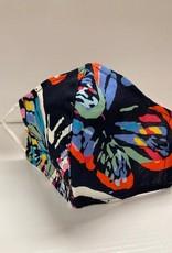 VERA BRADLEY Face Mask Cotton  Butterfly Flutter