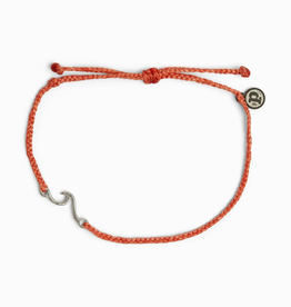 PURA VIDA Shoreline Anklet Rose Gold Blush