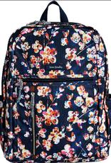 VERA BRADLEY 21604 Lighten Up Grand Backpack Cut Vines