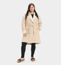 UGG Blanche ll Bathrobe Oatmeal Heather