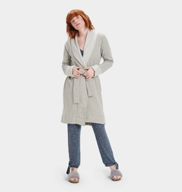 UGG Blanche ll Bathrobe Seal Heather