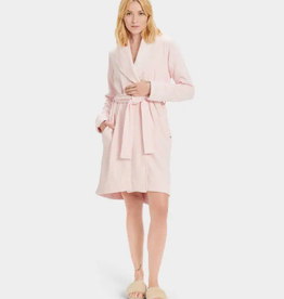 UGG Blanche ll Bathrobe Seashell Pink Heather