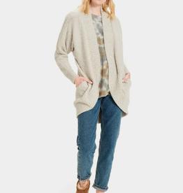 UGG Fremont Fluffy Cardigan Sweater Driftwood