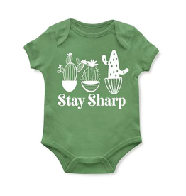 EMERSON AND FRIENDS Onesie Stay Sharp
