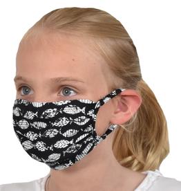 SOUTHWIND APPAREL Face Mask Kids Nylon-Fish