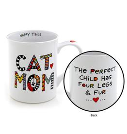 Cuppa Cat Mom Mug