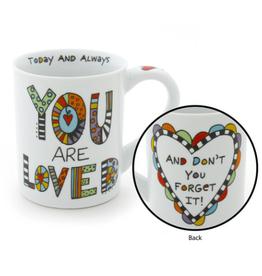 Cuppa You Are Loved Mug