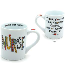 Cuppa Nurse Mug