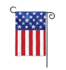 GARDEN FLAG Stars and Stripes Forever