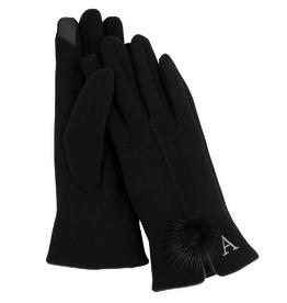 MUDPIE Glove Poof Initial