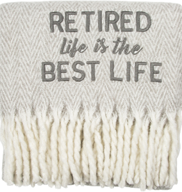 "Best Life - 50"" x 60"" Blanket"