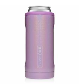 Hopsulator Slim Glitter Violet 12 oz