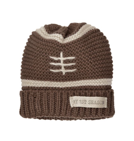 MUDPIE Knitted Hat Football