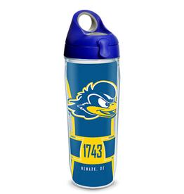 TERVIS TUMBLER Water Bottle University of Delaware Spirit 24oz