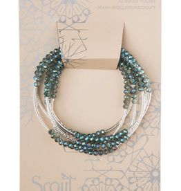 SCOUT CURATED WEARS Scout Wrap Sea Breeze Silver