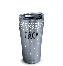 TERVIS TUMBLER Tumbler 20 oz Stainless Steel Cotton Colors Groom