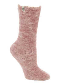 UGG Leda Cozy Sock Pink Cloud