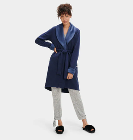 UGG Blanche II Bathrobe Navy Heather