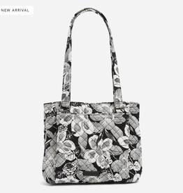VERA BRADLEY Multi Compartment Shoulder Bag Bedford Blooms