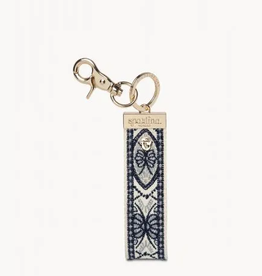SPARTINA Grab-N-Go Keychain Ashley River Border