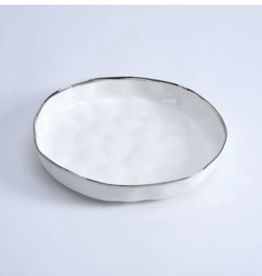 PAMPA BAY BARBAGALLO COMPANY Porcelain Round Platter