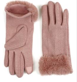 Jack & Missy Socialite Gloves Blush