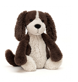 JELLYCAT INC. Bashful Fudge Puppy Small