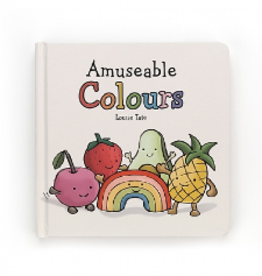 JELLYCAT INC. Amuseable Colors Book