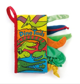 JELLYCAT INC. Dino Tails Activity Book