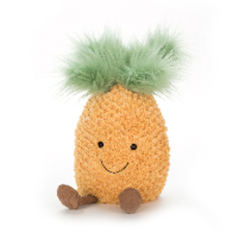 JELLYCAT INC. Amuseable Pineapple Small
