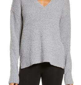 UGG Cecilia V Neck Pullover Grey