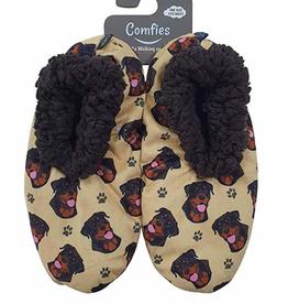 Comfies Slippers Rottweiler