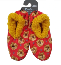 Comfies Slippers Pomeranian