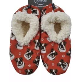 Comfies Slippers Bulldog