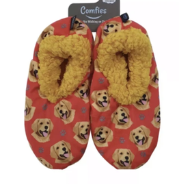 Comfies Slippers Golden Retriever