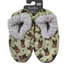 Comfies Slippers German Shepherd