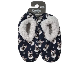 Comfies Slippers French Bulldog