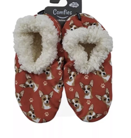 Comfies Slippers Chihuahua Faun