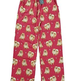 Pajama Bottoms Pomeranian