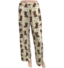 Pajama Bottoms Dachshund
