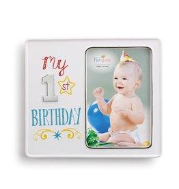 4X6 Frame My 1st Birthday