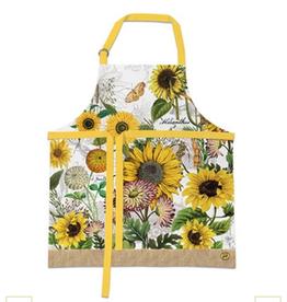 MICHEL DESIGN WORKS Apron Sunflower