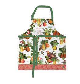 MICHEL DESIGN WORKS Apron In a Pear Tree