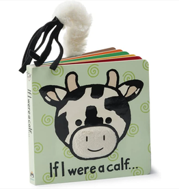 JELLYCAT INC. If I Were A Calf Book