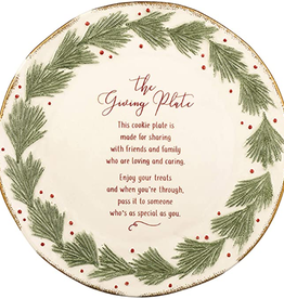 AMSCAN The Giving Plate