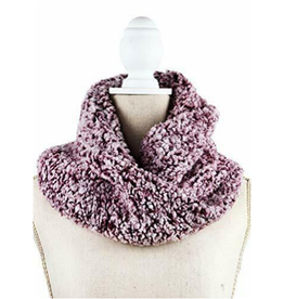 Chalet Sherpa Infinity Scarf Pink